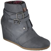 Women's Mad Love Leorah Bootie - Grey