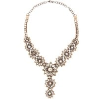 Crystal-Embellished Necklace   » Valentino * mytheresa.com