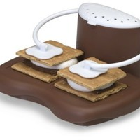 Progressive International GMMC-68 Microwavable S'Mores Maker:Amazon:Kitchen & Dining