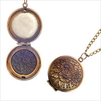 KIT - Preserve Your Breastmilk in a Keepsake Locket - Oxford Style