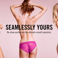 Seamless Underwear & No Lines Panties: Sexy No Show Panties at Victoria's Secret