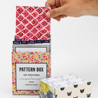Urban Outfitters - Pattern Box Postcard Set