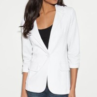 G by GUESS Boyfriend Blazer