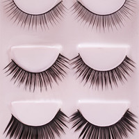 Graduated Eyelash Kit | FOREVER 21 - 1047295851