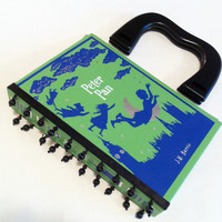 Peter Pan Book Purse