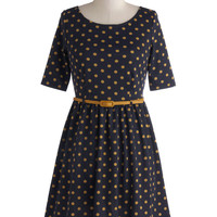 Drops of Honey Dress | Mod Retro Vintage Dresses | ModCloth.com