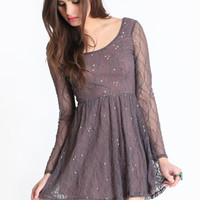 Intertwined With The Night Dress - $56.00 : ThreadSence.com, Your Spot For Indie Clothing  Indie Urban Culture