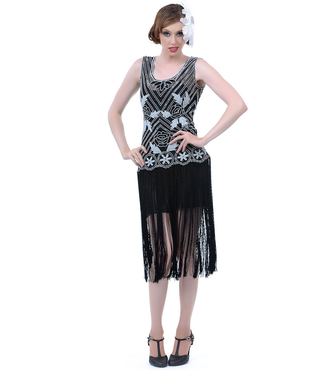 Flapper Style Prom Dresses - Homecoming Prom Dresses