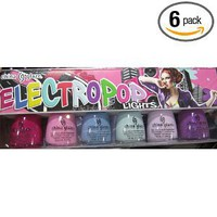 China Glaze Electropop Lights Set of 6 Collection