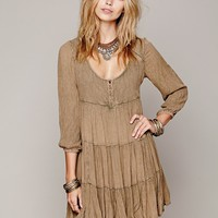 Free People Full Swing Candy Dress