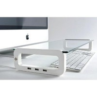 U-Board: Multifunction Board with built-in 3 Port USB Hub and 1 Cup Holder (US Only)