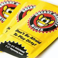 Grease Monkey Wipes | Cool Material
