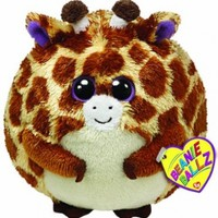 Ty Beanie Ballz Tippy Plush - Giraffe, Regular:Amazon:Toys & Games