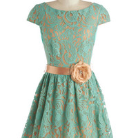 Mint to Dazzle Dress | Mod Retro Vintage Dresses | ModCloth.com