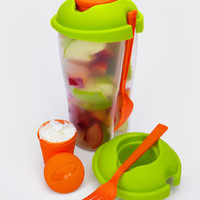 Reusable To Go Lunch Cup | I Am A To Go Cup | fredflare.com