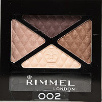 Rimmel London Glam Eye Shadow Quad Smokey Brun Ulta.com - Cosmetics, Fragrance, Salon and Beauty Gifts