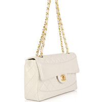 Quilted small-logo bag   Chanel Vintage   Matchesfashion.com