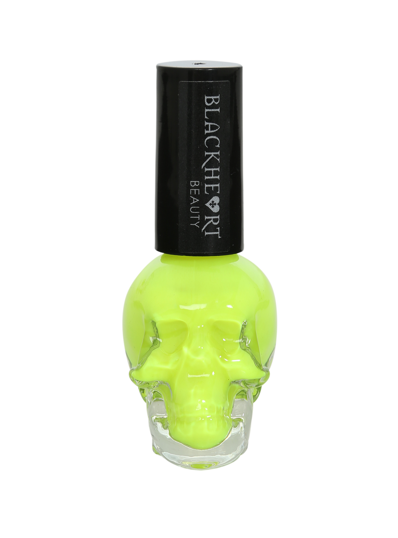 Blackheart Neon Yellow Nail Polish | Hot from Hot Topic