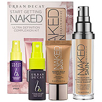 Sephora: Urban Decay : Start Getting Naked Ultra Definition Complexion Kit : complexion-sets-face-makeup