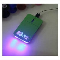 K-pop LED Mouse EXO M K Beast Mice KPOP EXO HOT sale luhan kris TAO NEW style
