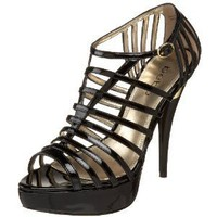 bebe Women's Bathilda Platform Open Toe
