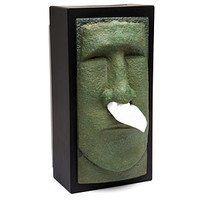 Tiki Tissue Box