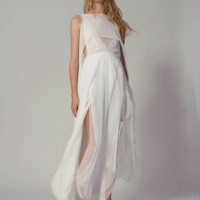 Flowing Chiffon Dress | NOT JUST A LABEL