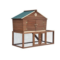 Ranch House Chicken Coop at Brookstone—Buy Now!