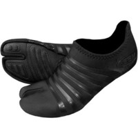 ZemGear Ninja Low - Barefoot Minimal Shoes - Black/Black