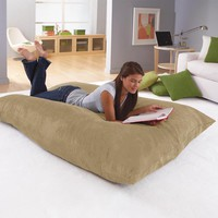 Jaxx Pillow Sac Beanbag Chairs at Brookstone—Buy Now!