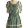 Refresh Mint Dress | Mod Retro Vintage Solid Dresses | ModCloth.com