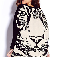 Standout Tiger Sweater