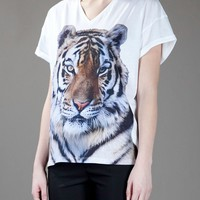 Stella Mccartney Tiger T-Shirt