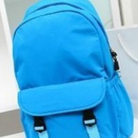 Fluorescence Color Backpack for Women OKG532