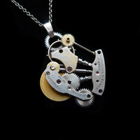 Clockwork Pendant Fission Machine by amechanicalmind