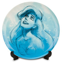 Disney The Art of Ariel Decorative Plate | Disney Store