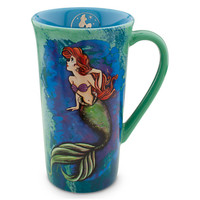 Disney The Art of Ariel Mug - Blue/Green | Disney Store