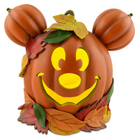 Disney Light-up Mickey Mouse Jack 0'Lantern | Disney Store