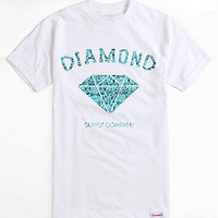 Diamond Supply Co Classic Leaf Tee at PacSun.com