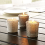 Beaded Candle Holders | west elm