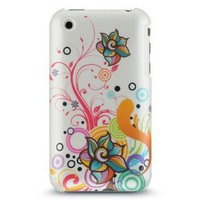 Premium Hard Crystal Plastic Snap-on Case for Apple iPhone