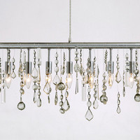 Krystelle Linear Chandelier