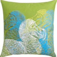 "CB2 - dodo bird 20"" pillow"