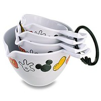 Best of Mickey Mouse Measuring Cup Set -- 4-Pc. | Disney Store