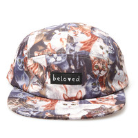 Beloved Cats Hat - Multi