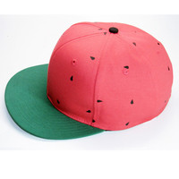 Beloved Watermelon Hat - Pink