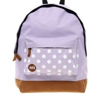 Mi-Pac | Mi Pac Spot Print Backpack at ASOS