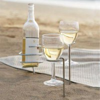 Wine Picnic Set From RedEnvelope.com