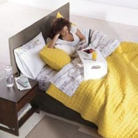 marshmallow bed linens