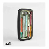 Pastels Set Samsung Galaxy S3 Case